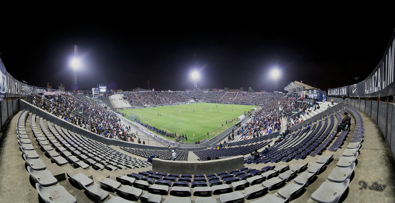 Estadio Alejandro Villanueva - Club Alianza Lima