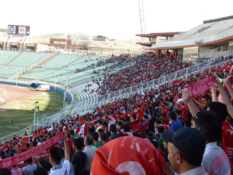 Tabriz - Yedegar-e Emam Stadium