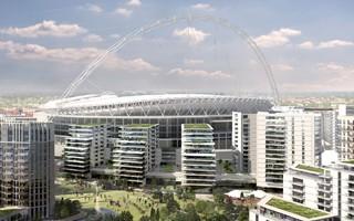 London: Wembley changing its image as blocks grow
