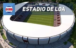 New design: Is this Costa Rica's best stadium?