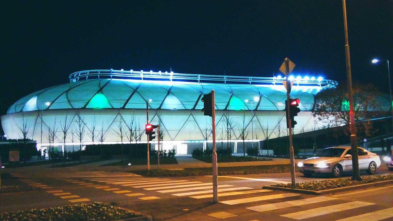 Haladas Sportkomplexum