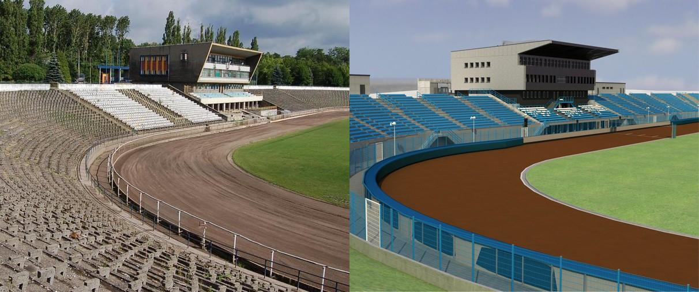 Stadion w Świętochłowicach