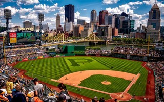 Pirates seeking a share in sports betting revenue for PNC Park's upkeep