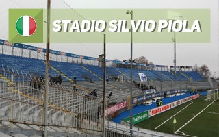 New stadium: Stadio Silvio Piola in Novara