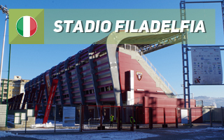 New stadium: Filadelfia reborn joins StadiumDB