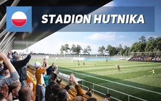 New design: Second life for Hutnik's stadium