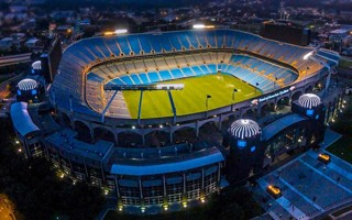Charlotte: Panthers' stadium sits on first lynching site