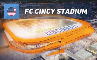 New design: FC Cincinnati's second bid