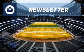 StadiumDB Newsletter: Issue 62 - New stadiums, designs and more