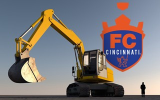 Cincinnati: Groundbreaking announced for West End Stadium