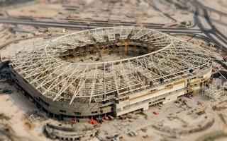 Qatar 2022: Al Rayyan Stadium behind schedule