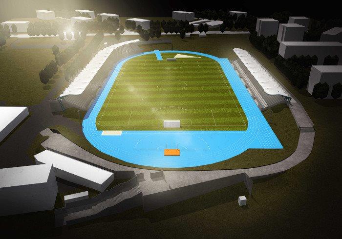 Stadion Chełmianki