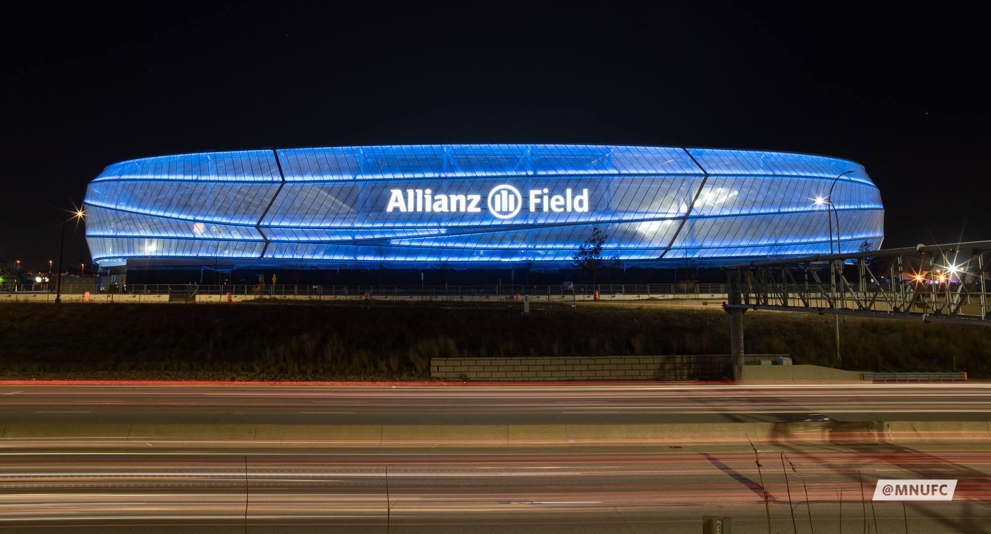 Allianz Field - Minnesota United