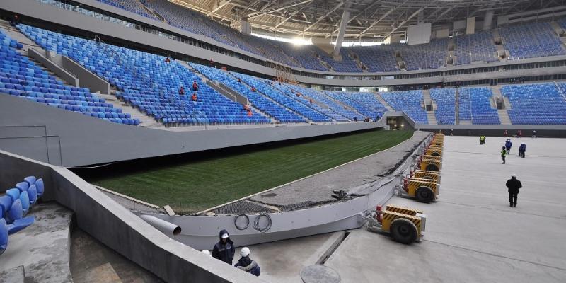 Stadion St. Petersburg