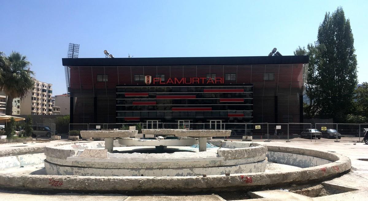 Albanian stadiums