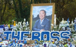 Leicester: Vichai's monument to adorn King Power Stadium