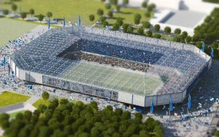 Berlin: Hertha announces opening date for new stadium