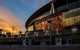 London: Emirates Stadium begins storing energy