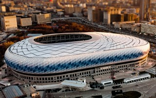 Moscow: VTB Arena approved for use