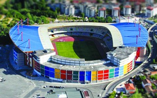 Portugal: Stadium in Leiria to finally be completed