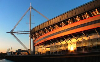 Cardiff: Two hotels to join Principality Stadium