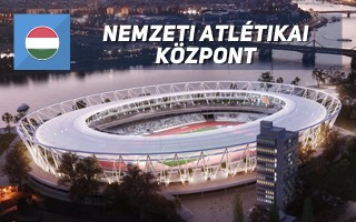 New design: Budapest's second national stadium