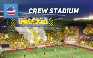New design: Crew's rebirth in a new home?
