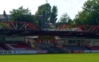 England: Accrington Stanley buy land under stadium