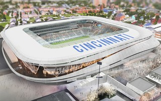 Cincinnati: Groundbreaking done, now preparing for MLS