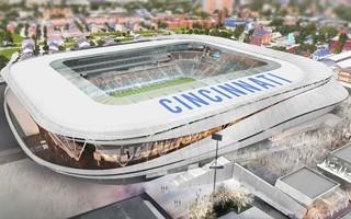 Cincinnati: Groundbreaking done, now preparing for MLS