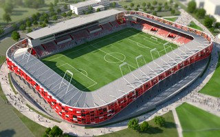 Budapest: Honvéd to also have a new stadium
