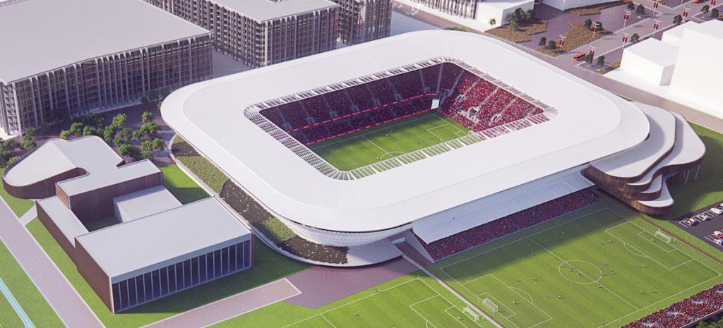 Western Melbourne Stadium