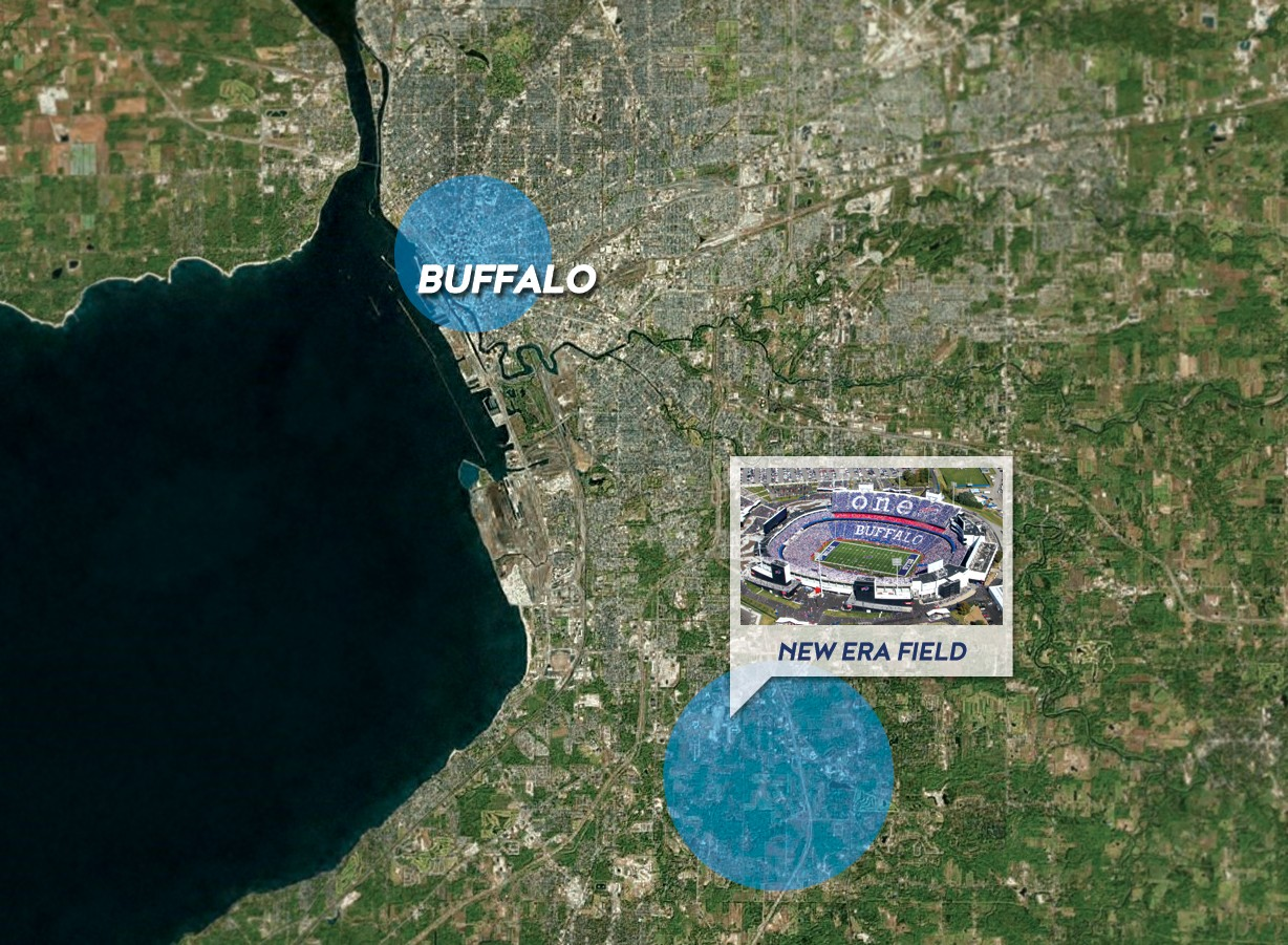 New Era Field / Ralph Wilson Stadium