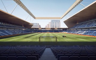 England: Luton stadium recommended for approval