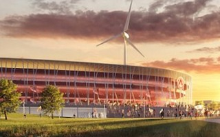 Belgium: Another modern stadium, this time for Kortrijk