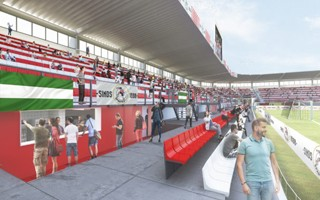 Rotterdam: Sparta reveals stadium expansion plans