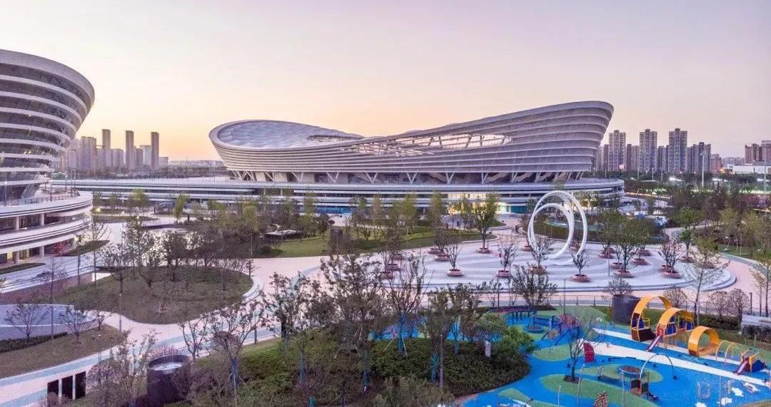Suzhou OSC Stadium