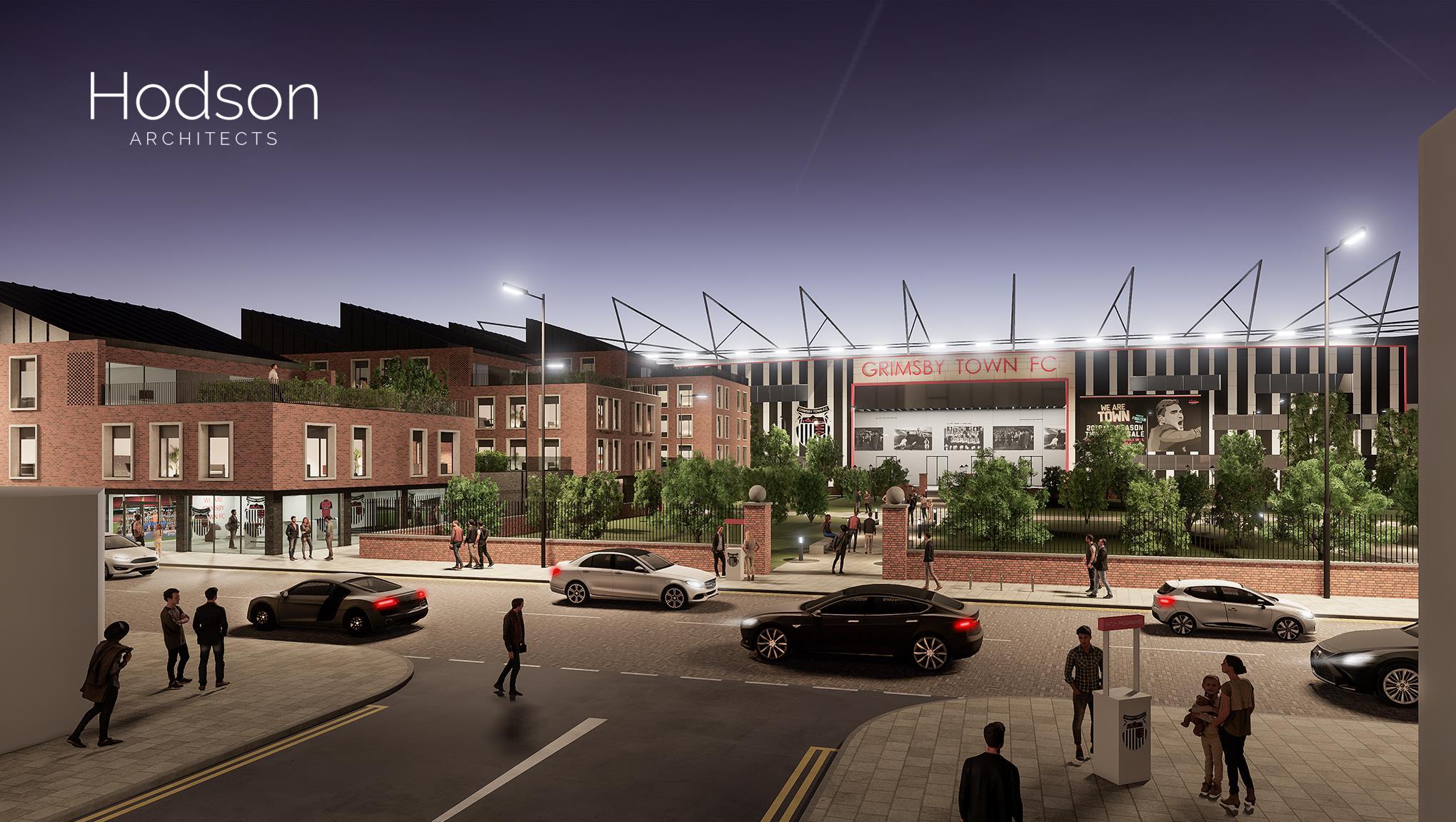 Grimsby Town Stadium