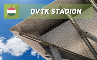 New stadium: DVTK Stadion