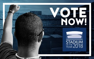 Stadium of the Year: Your time to vote!