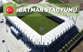 New stadium: Batman? Not a dark knight...