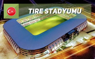 New stadium: 4th league in a Category IV stadium