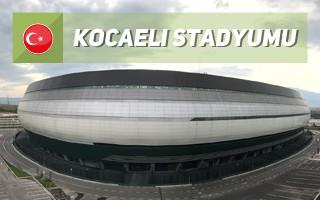 New stadium: Kocaeli Stadyumu