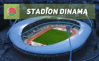 New stadium: Dinamo reborn