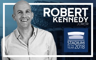 Stadium of the Year: Meet the Juror – Robert Kennedy