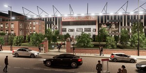 England: Surprising proposal for Grimsby Town stadium