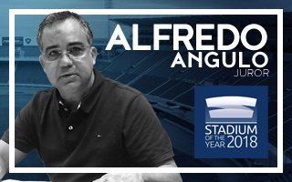 Stadium of the Year: Meet the Juror – Alfredo Angulo