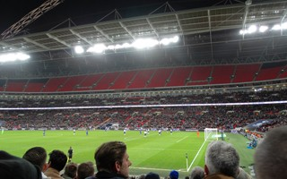 Top five Spurs games at Wembley