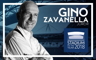 Stadium of the Year: Meet the Juror – Gino Zavanella