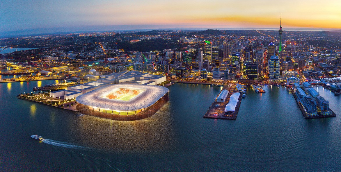 Auckland Waterfront Stadium